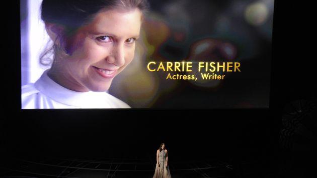 Oscar 2017: Mira el sentido homenaje a los actores y cineastas fallecidos. (AP)