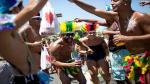 Así inició el Carnaval de Río de Janeiro. (AP)