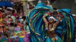 La fiesta del Carnaval de Río ya empezó, pero bajo la sombra de los escándalos de corrupción (Fotos) - Noticias de samba