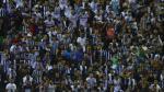 Luciana León expresó su molestia a la Policía Nacional por impedir ingreso de mosaicos a los estadios. (USI)