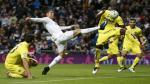 Real Madrid le dio vuelta al marcador y derrotó 3-2 al Villareal por la Liga Española - Noticias de manuel ruiz