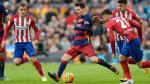 Barcelona venció 2-1 al Atlético de Madrid por la Liga española - Noticias de jorge calderon