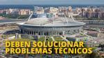 Este estadio será una de las sedes de la Copa Mundial de Fútbol de 2018. (Wikipedia)