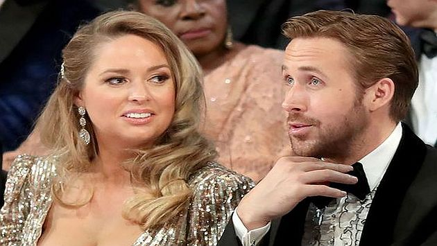 Oscar 2017: Conoce a la misteriosa mujer que acompañó a Ryan Gosling. (Getty Images)