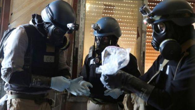 Fueron tres ataques químicos según investigación de la ONU (Foto: Reuters)