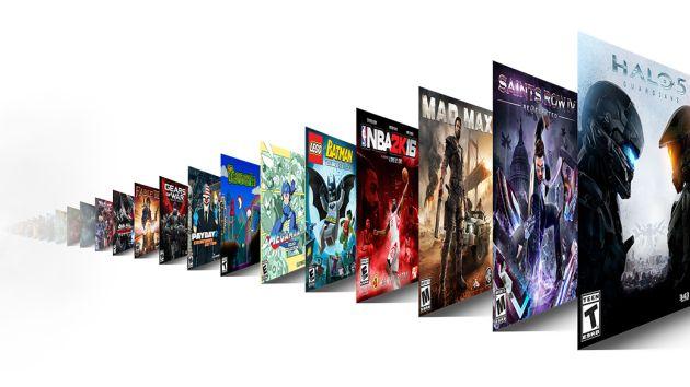 Microsoft anunció su nuevo servicio Xbox Game Pass (Captura)