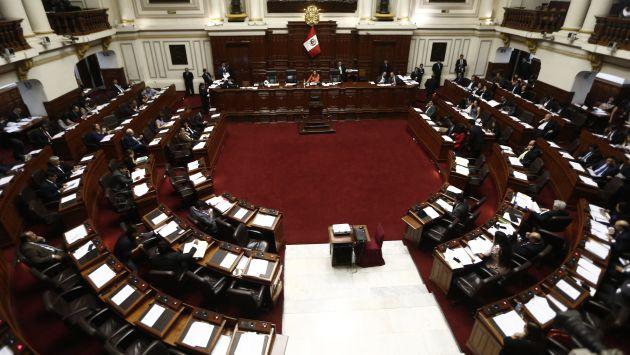 Pleno del Congreso derogó la norma (Perú21)