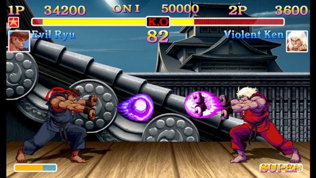 Ultra Street Fighter II: The Final Challengers revive un clásico (Captura)