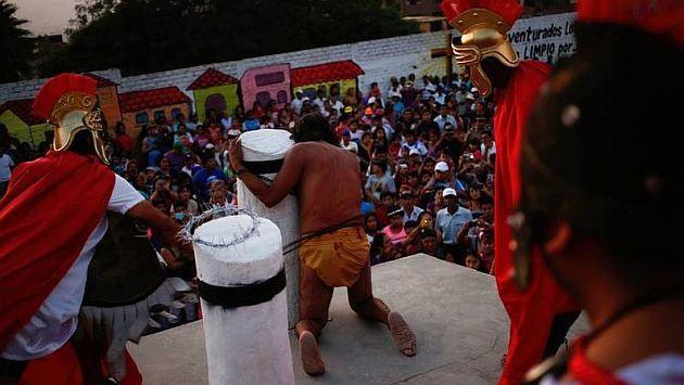 Semana Santa es una fecha muy esperada por los creyentes de la fe católica. (Perú21)