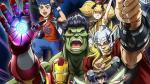 Marvel trabaja en nueva serie anime de Los Vengadores - Noticias de shingeki no kyojin