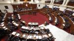 Congreso continúa en debate para que actos de corrupción sean imprescriptibles.