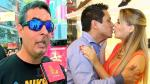 Brunella Horna y Renzo Costa: Padre de la modelo es el más feliz con el fin de la relación - Noticias de gustavo costas