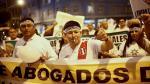 Así se desarrolló la segunda marcha contra la corrupción [Fotos] - Noticias de leonardo rumaldo angulo