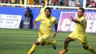 Comerciantes Unidos vs. Boston River EN VIVO chocan por la Copa Sudamericana. (USI)