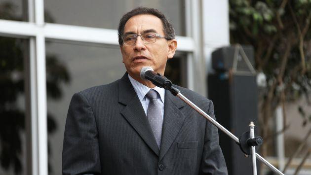 Martín Vizcarra no cree que sea censurado. (Difusión)