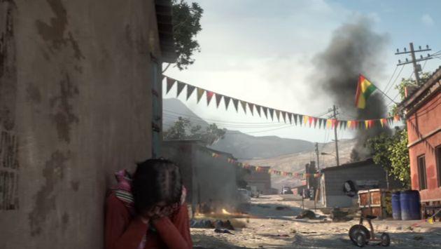 Bolivia manda queja formal por videojuego (Captura)