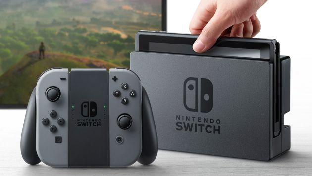 Nintendo Switch recibe felicitaciones de la competencia (Nintendo)
