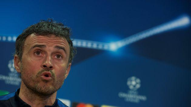 Barcelona enfrenta este miércoles ante PSG el reto más exigente de la era Luis Enrique. (Reuters)