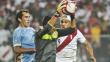 Conoce los precios de las entradas del Perú vs. Uruguay