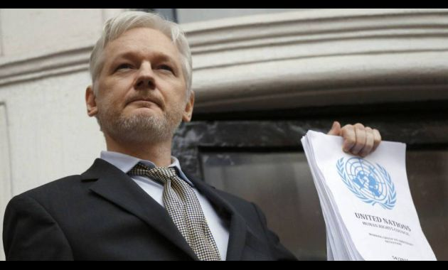 Julian Assange, fundador de Wikileaks (El País).