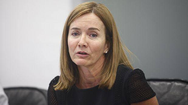 Ministra Marilú Martens reiteró que el Currículo Nacional no contiene