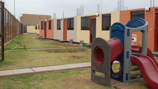 Cuota mensual para viviendas de Techo Propio serían desde S/300. (Analia Orezzoli)