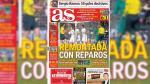 Barcelona y el mundo despertó con euforia y las portadas de los diarios lo demuestran [Fotos] - Noticias de paris saint germain