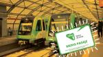 Metro de Lima: Conoce cómo obtener el medio pasaje para escolares y universitarios - Noticias de nicolas arriola
