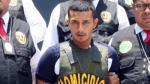 Conoce a 'El Mudo', acusado de asesinar a policía en Barrios Altos - Noticias de mayor pnp