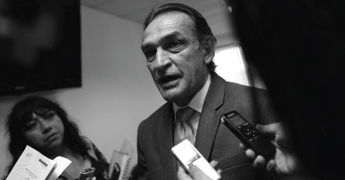 Becerril precisó que la moción de orden ya fue presentada y debe ser debatida.