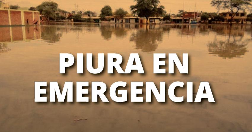 Las precipitaciones se extenderán hasta el mes de abril y ya son más de 100 mil las viviendas damnificadas.