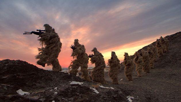 China reforzará su Infantería de Marina (Reuters)