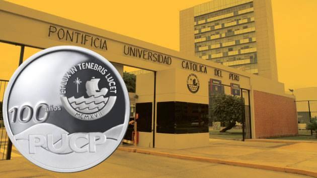 La Universidad Católica del Perú cumple 100 años el próximo 24 de marzo.(Andina)