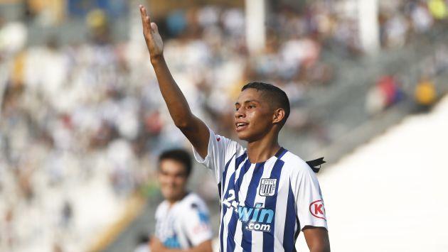 Kevin Quevedo anotó cuatro de los siete goles que marcó Alianza Lima en la goleada sobre Juan Aurich por el Torneo de Verano 2017. (USI)