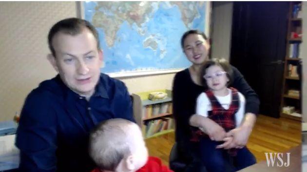 La verdadera historia del profesor y su familia (WSJ)