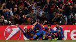La celebración de la hinchada del Barcelona removió la tierra (literalmente) - Noticias de barcelona