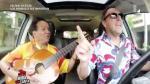 Melcochita cantó de todo en el auto karaoke de Carlos Galdós [Video] - Noticias de carlos galdos