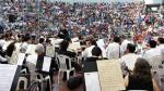 Escucha gratis a la Orquesta Sinfónica Nacional en el Campo de Marte - Noticias de jorge hurtado