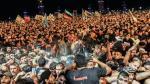 Tragedia en Argentina: Así fue el multitudinario concierto que dejó dos muertos [Fotos] - Noticias de los chacales