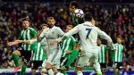 Real Madrid derrotó 2-1 a Betis y regresó a la cima de la Liga Española (Fotos y Video) - Noticias de eibar