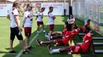 Selección peruana: ¿Quiénes asistieron al primer día de entrenamiento? [FOTOS] - Noticias de carlos anderson
