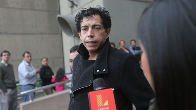 Ernesto Pimentel respondió a las acusaciones por su programa. (Créditos: Perú21)