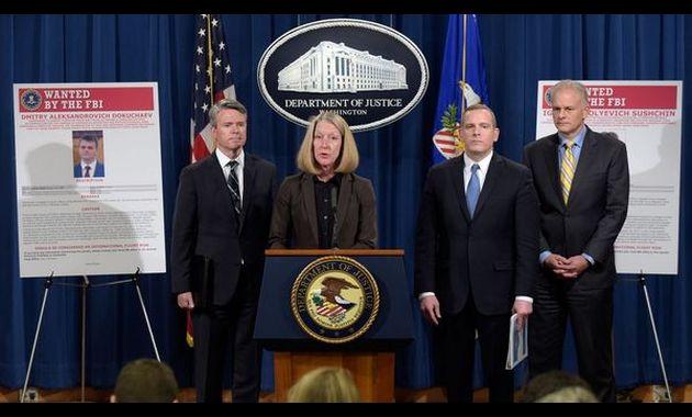 EE.UU. acusa a Rusia de hackear cuentas de Yahoo (Infobae.com)