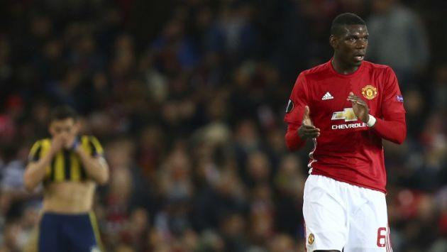 Manchester United se mide hoy ante el Rostov por la Europa League.