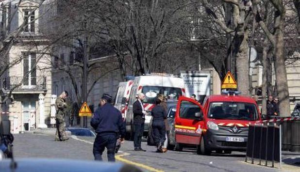 La fiscalía antiterrorista abrió una investigación por intento de asesinato (Reuters)
