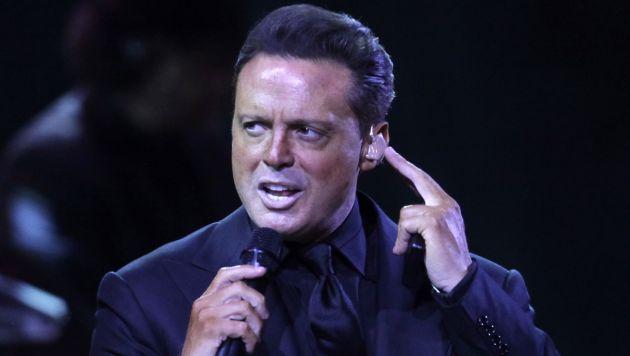 El cantante Luis Miguel afronta una nueva demanda. (Créditos: AP)