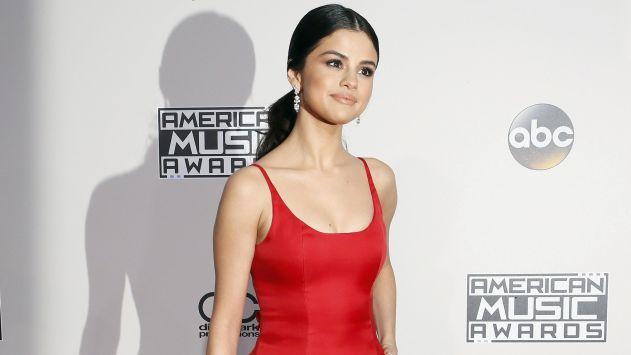 Selena Gomez confesó su adicción (Reuters)