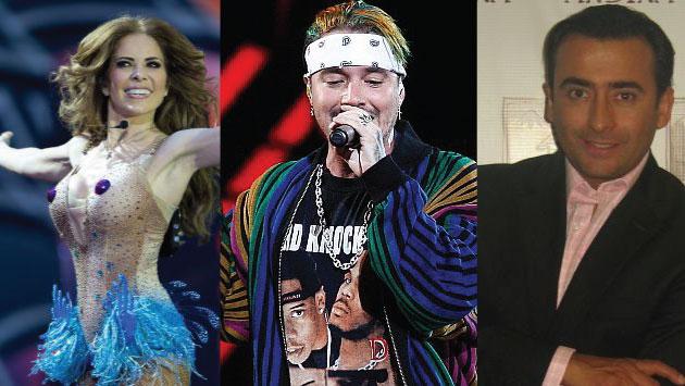 Artistas internacionales se solidarizan con el Perú