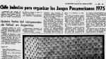 Juegos Panamericanos 2019: ¿Por qué Chile renunció a ser sede en 1975 y 1987? - Noticias de presidente salvador allende