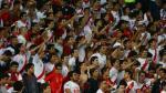 Perú vs. Uruguay: Parte de la taquilla será donada a damnificados - Noticias de huaico